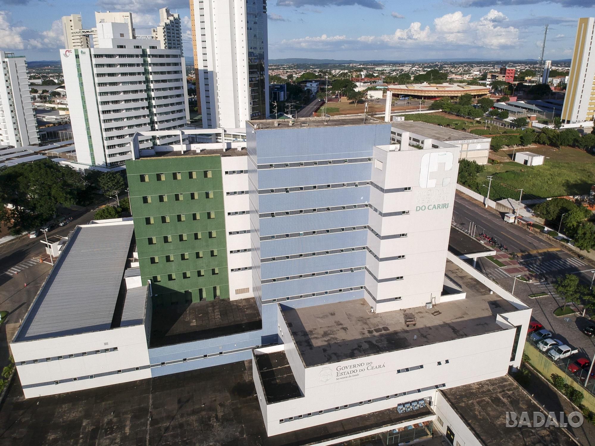 A cada 24h, três novos pacientes vítimas de AVC dão entrada no Hospital Regional do Cariri