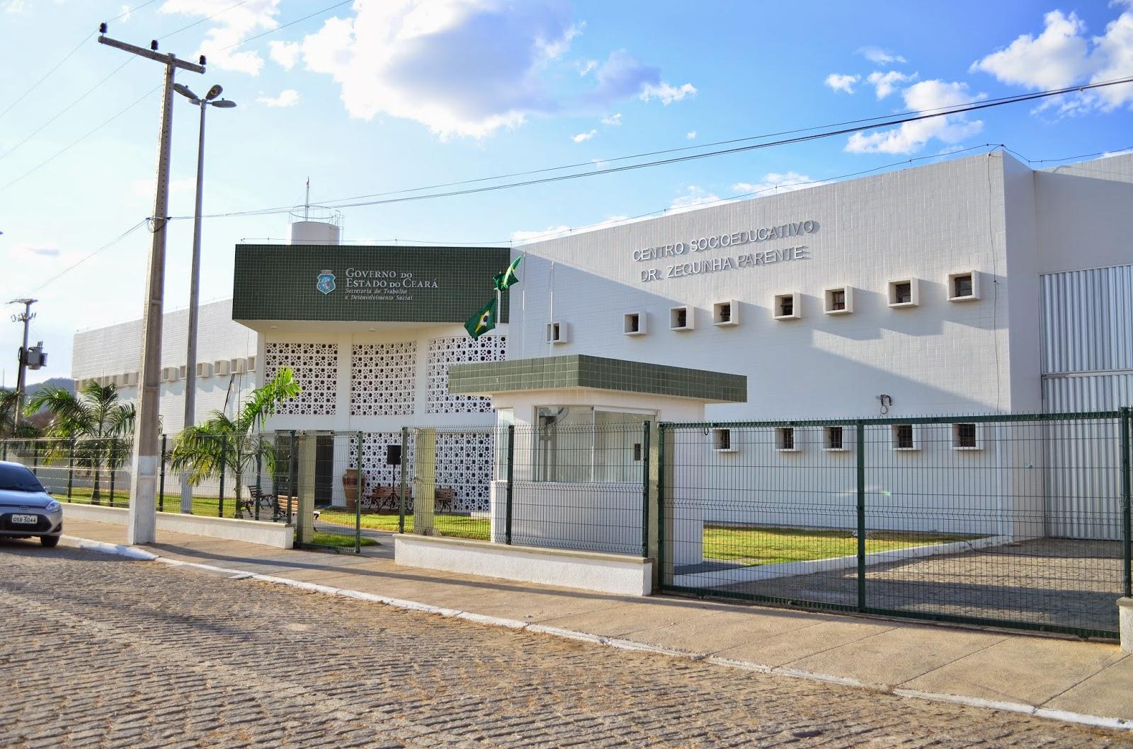 Adolescentes são executados em Centro Socioeducativo de Sobral ...