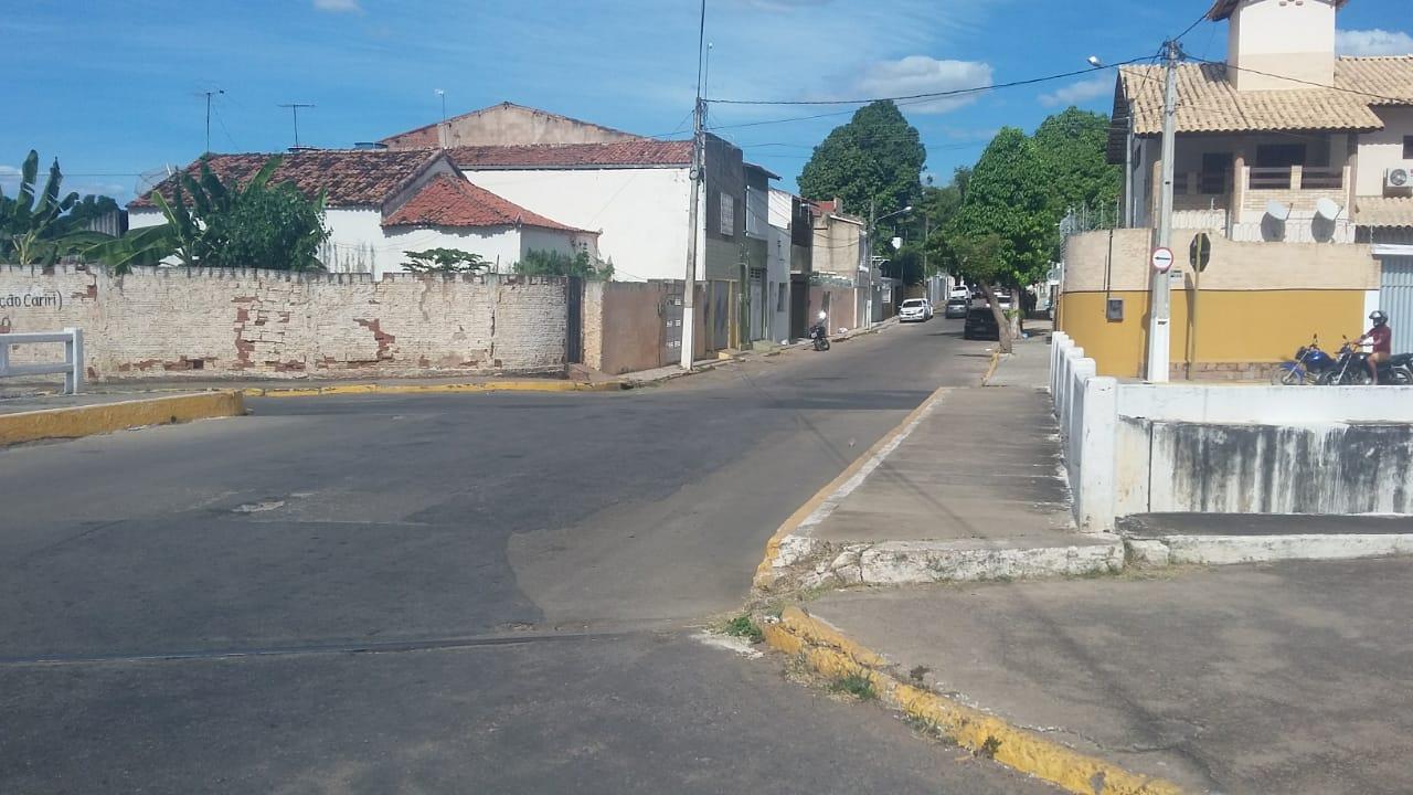 Rua Rui Barbosa, no Crato, passa a ter sentido único a partir de hoje (7) 767b70ccda
