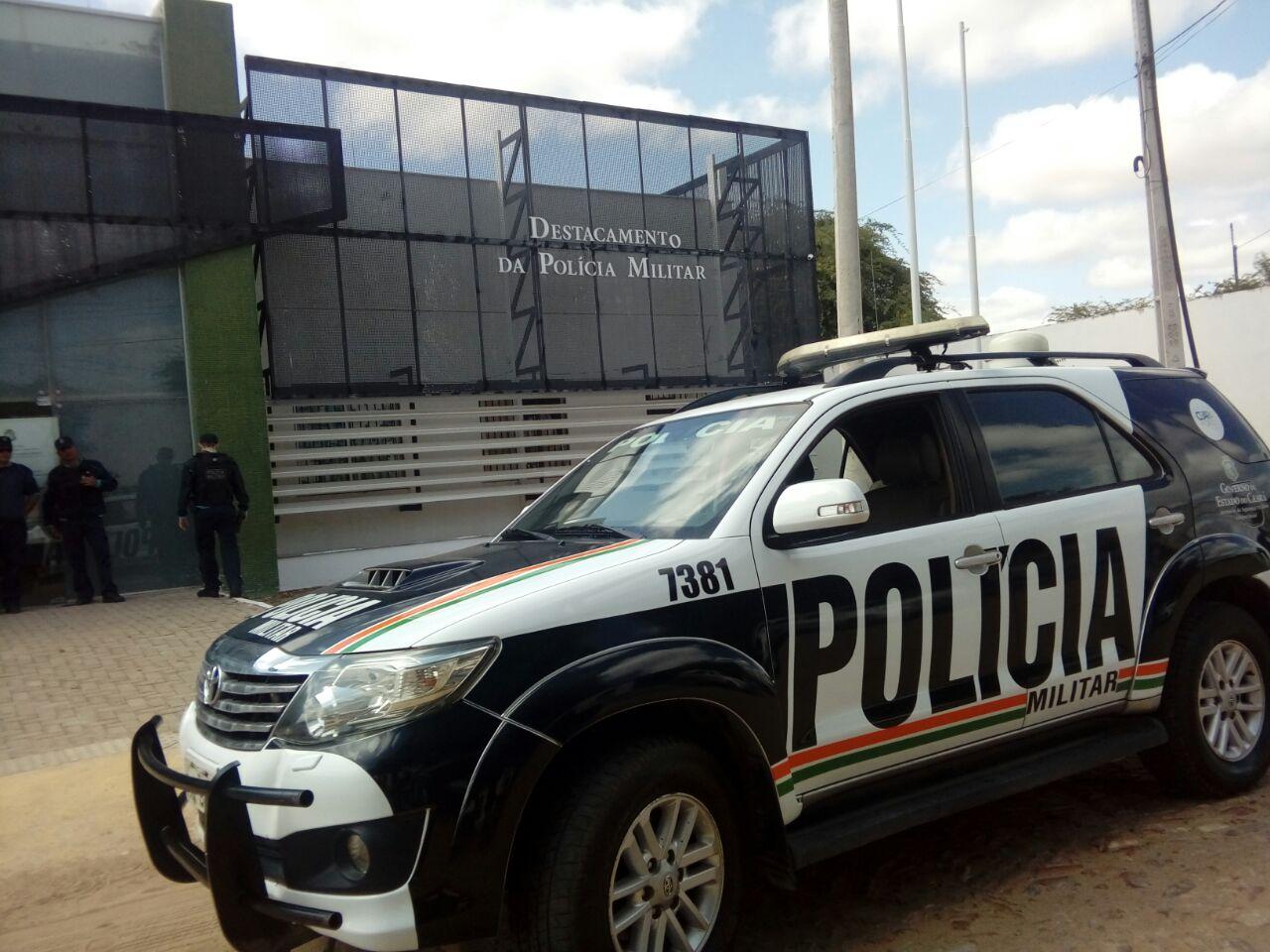 Homem é preso por matar e esquartejar mulher no José Walter – Badalo
