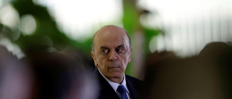 Serra é denunciado por lavagem de dinheiro – Badalo