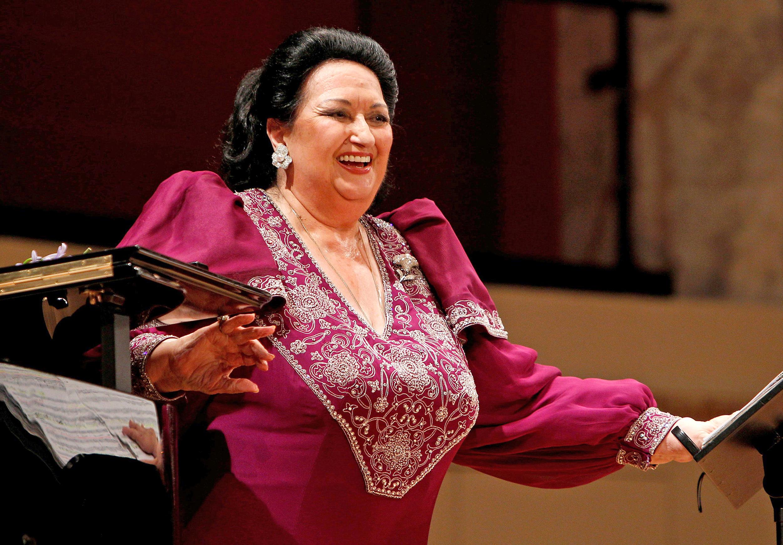 Morre a soprano espanhola Montserrat Caballé, aos 85 anos – Badalo
