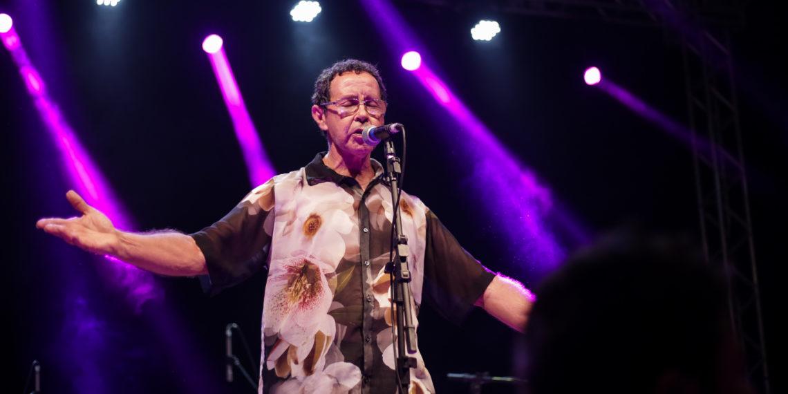 Abidoral Jamacaru faz show de nova turnê em Juazeiro do Norte