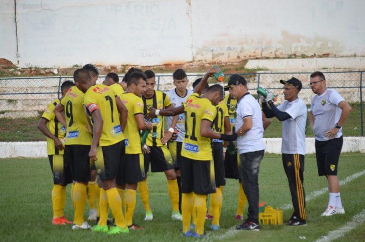 Campo Grande aposta no momento do time para vencer o Maranguape. Foto: Eugênia Else