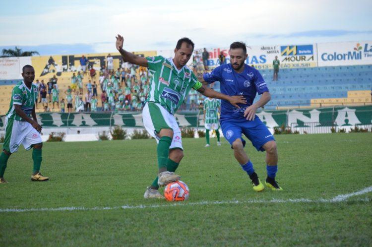 Marcos Vinícius(foto) e André são jogadores experientes de maior destaque no Icasa. Foto: Eugênia Else