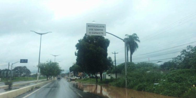Nove cidades do Cariri registram chuva no feriado