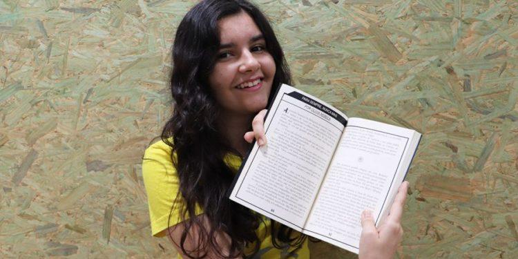 Caririense publica conto em antologia lançada na Bienal do Livro do Rio de Janeiro
