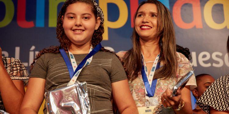Estudante caririense vai para a final da Olimpíada Brasileira de Português