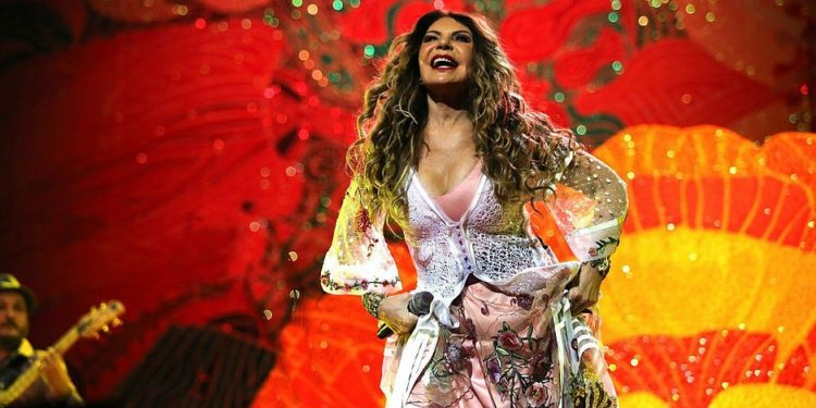 Elba Ramalho faz show na 29ª Convenção Estadual do Comércio Lojista no Cariri; veja programação