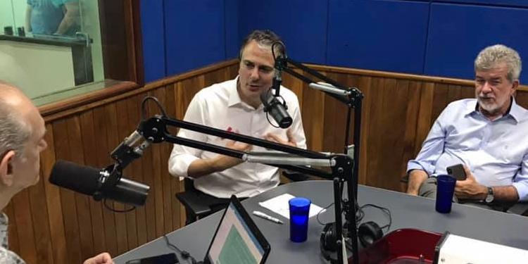 Camilo Santana anuncia possível implantação de usina de gás natural no Cariri