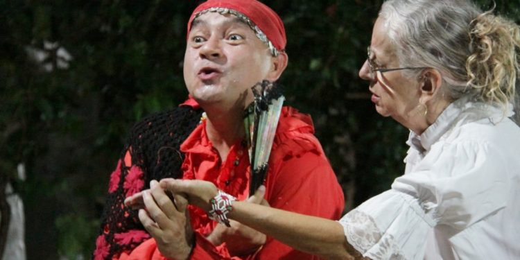 Crato recebe 10ª edição da Guerrilha do Ato Dramático Caririense