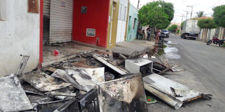 Quatro incêndios são registrados no Cariri neste fim de semana