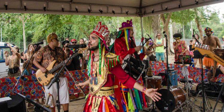 Programação de carnaval do Sesc Crato traz Terreirada com Junú e cortejos culturais; confira