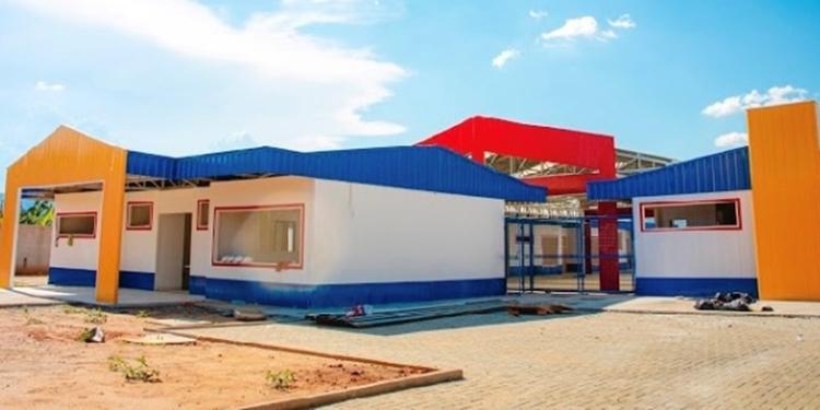 Vila Lobo, em Crato, recebe nova creche do Programa Pró-infância