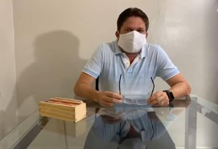 Prefeito de Iguatu confirma primeiro caso de Covid-19 no município – Badalo