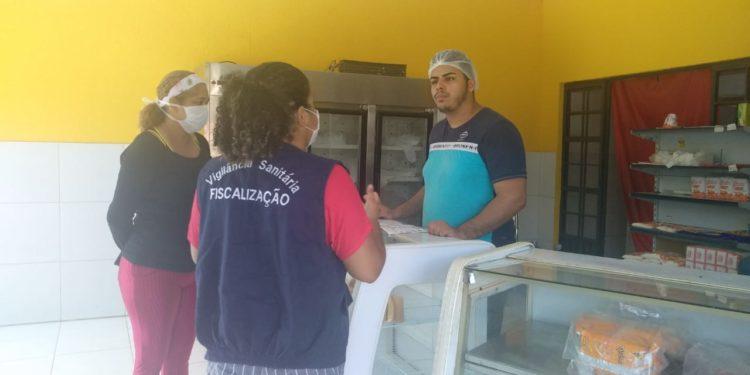 Vigilância Sanitária realiza inspeções diárias em estabelecimentos de Juazeiro do Norte