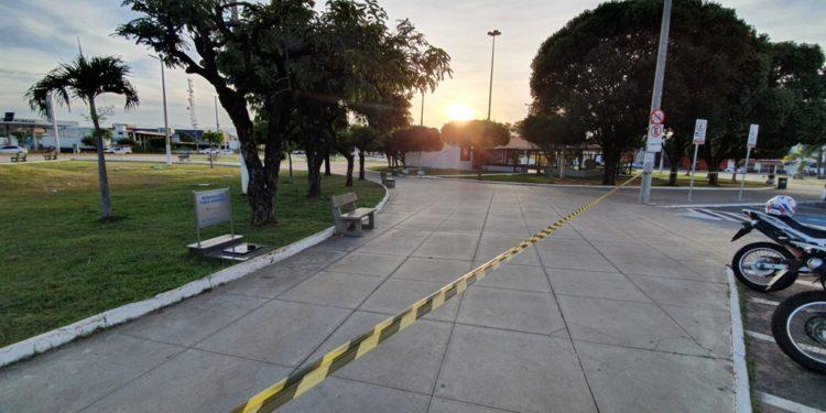 Prefeitura de Juazeiro do Norte segue orientação sobre a utilização de espaços públicos a população