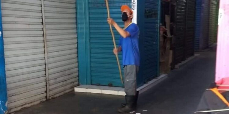 Mesmo com lockdown, Prefeitura de Juazeiro decide reabrir mercados públicos