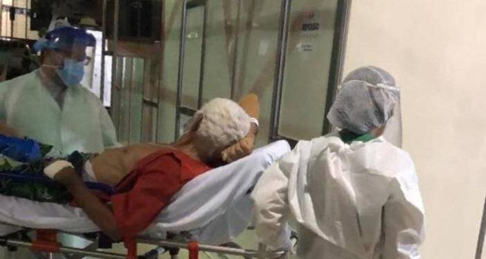 Hospital de Campanha de Juazeiro do Norte já tem pacientes internados