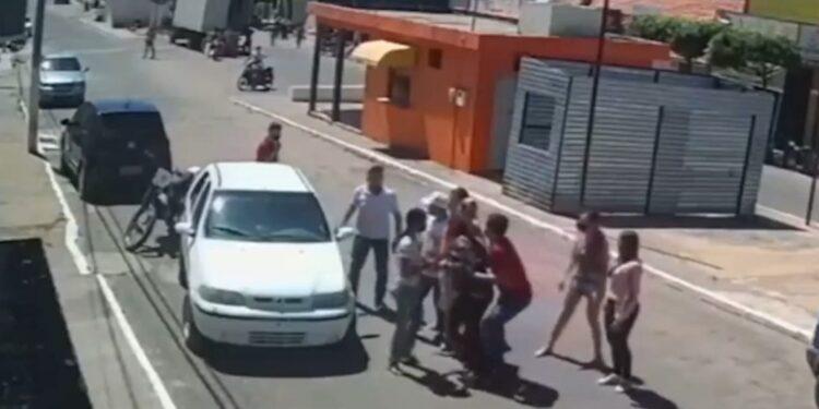 Secretária municipal é vítima de agressão em Abaiara