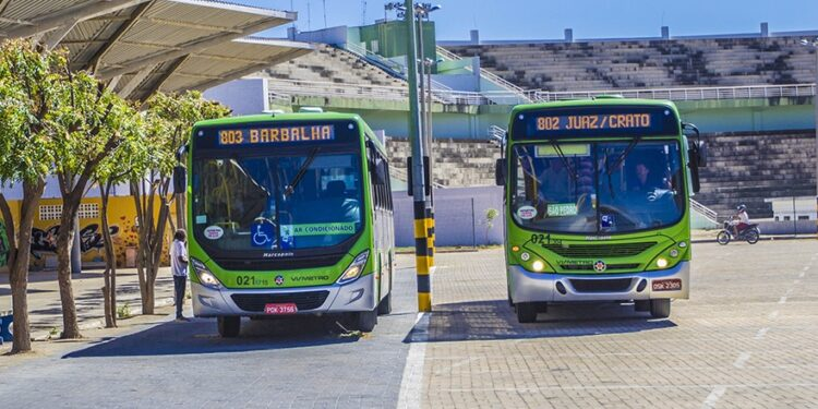 Viametro confirma retorno gradual das rotas de ônibus no Cariri